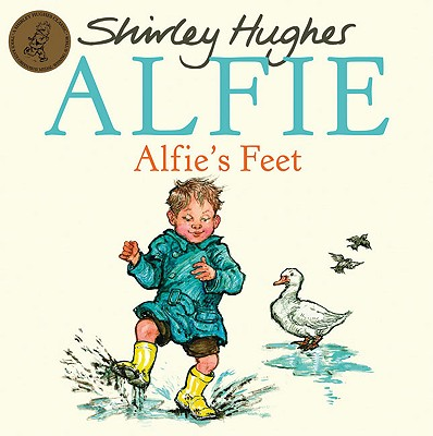 Alfie's Feet Cover