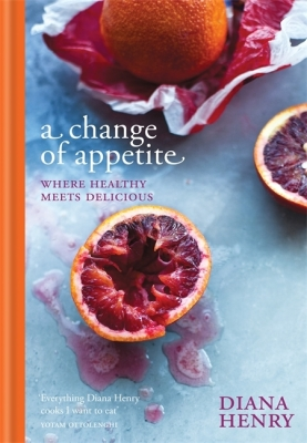 A Change of Appetite Cover Image