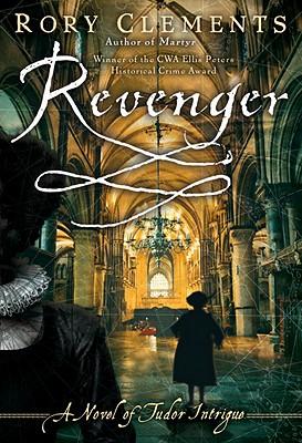 Revenger Cover