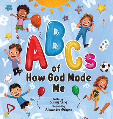 ABCs of How God Made Me Cover Image