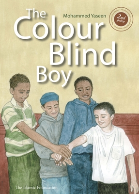 The Colour Blind Boy Cover Image