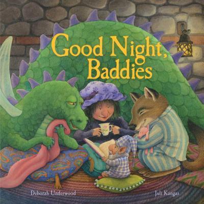 Good Night, Baddies Cover