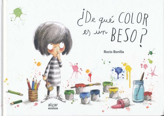 de Que Color Es Un Beso? Cover Image