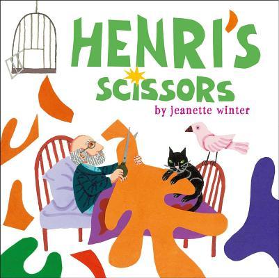 Henri's Scissors Cover