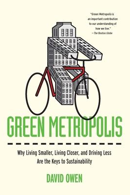 Green Metropolis Cover