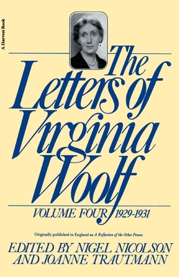 The Letters of Virginia Woolf Cover