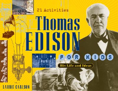 Thomas Edison for Kids Cover