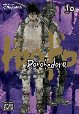 Dorohedoro, Vol. 10 Cover Image