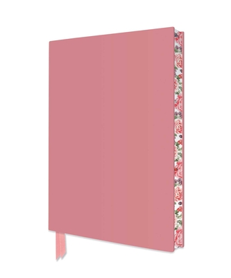 Baby Pink Artisan Notebook (Flame Tree Journals) (Artisan Notebooks) Cover Image