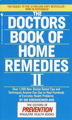 The Doctors Book of Home Remedies II Cover