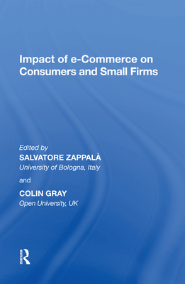 Impact of E-Commerce on Consumers and Small Firms Cover Image