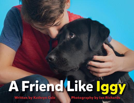 A Friend Like Iggy Cover Image