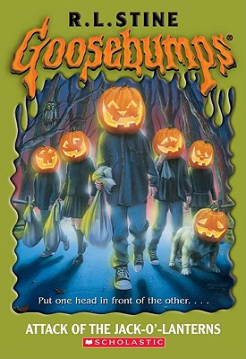 Attack of the Jack-O'-Lanterns Cover Image