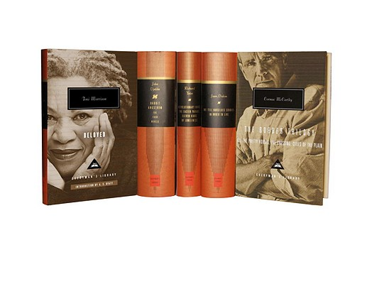 The Everyman's Library American Contemporaries 5 Volume Set Cover