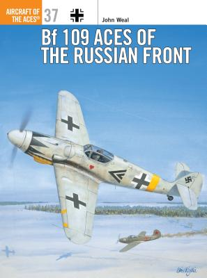 Bf 109 Aces of the Russian Front Cover
