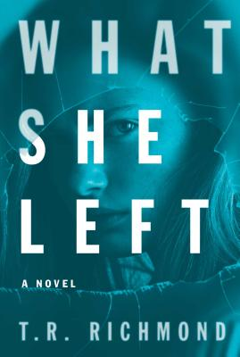 Cover for What She Left
