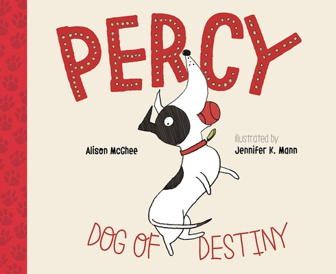 Cover for Percy, Dog of Destiny