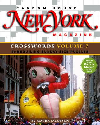 New York Magazine Crosswords Cover