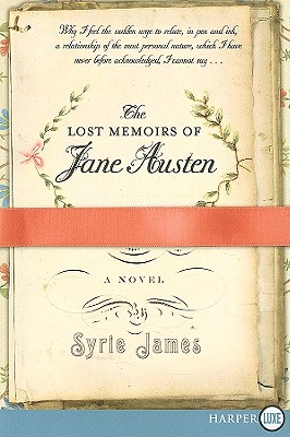 The Lost Memoirs of Jane Austen Cover
