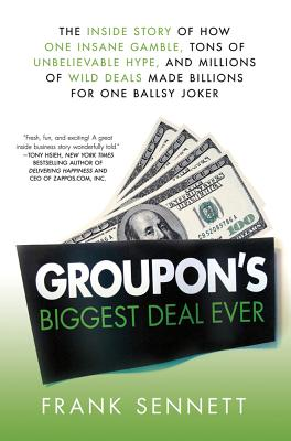 Groupon's Biggest Deal Ever Cover