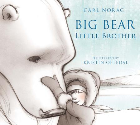 Big Bear, Little Brother Cover Image