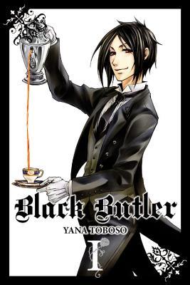 Black Butler, Volume 1 Cover