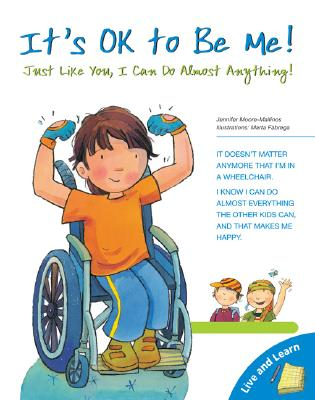 Cover for It's Ok to Be Me!