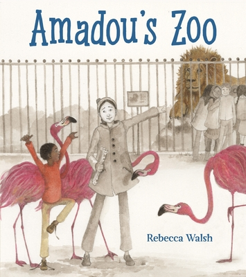 Amadou's Zoo Cover Image