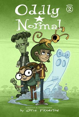 Oddly Normal, Book 2 Cover