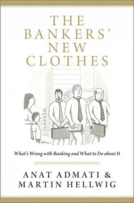 The Bankers' New Clothes Cover