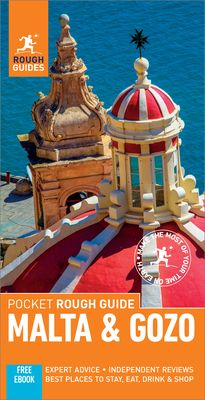 Pocket Rough Guide Malta (Travel Guide with Free Ebook) (Pocket Rough Guides) Cover Image