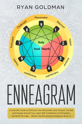 Enneagram: A Scientific Guide to Discover Your Personality and Analyze Yourself and People Around You, Learn Self-Confidence and Cover Image