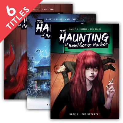 The Haunting of Hawthorne Harbor Set 2 (Set) Cover Image