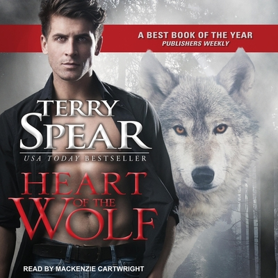 Cover for Heart of the Wolf