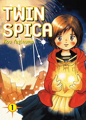 Twin Spica, Volume 1 Cover Image