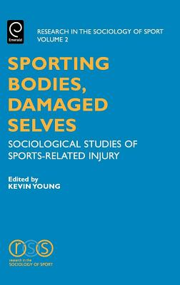 Sporting Bodies, Damaged Selves Cover