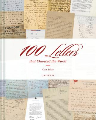 100 Letters That Changed the World Cover Image
