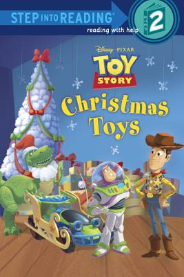 Christmas Toys (Disney/Pixar Toy Story) Cover Image