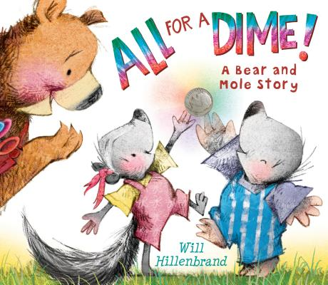 Cover for All For a Dime!