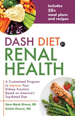 Cover for DASH Diet for Renal Health