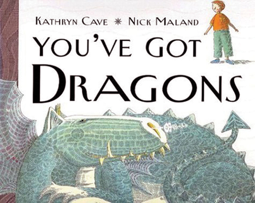 You've Got Dragons Cover