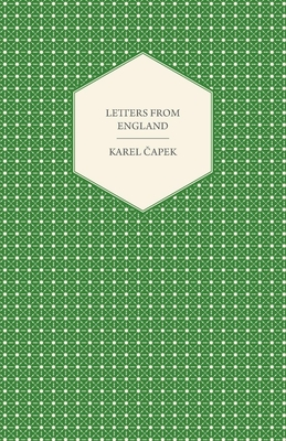 Letters from England Cover Image