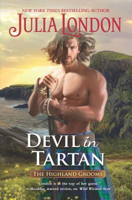 Devil in Tartan (Highland Grooms #4) Cover Image