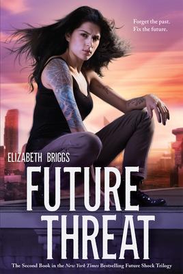Future Threat (Future Shock #2) Cover Image