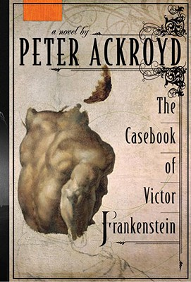 The Casebook of Victor Frankenstein Cover Image