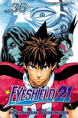 Eyeshield 21, Vol. 36, 36 Cover Image
