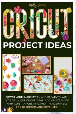 Cricut Project Ideas Cover Image