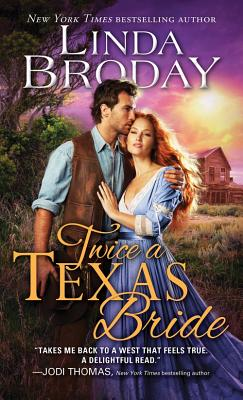 Twice a Texas Bride Cover