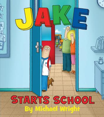 Jake Starts School Cover