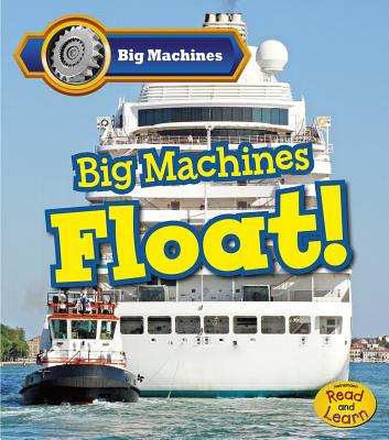 Big Machines Float! Cover Image